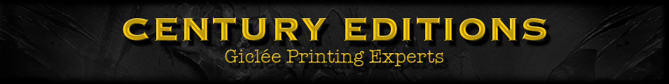 Giclee Printing Experts Banner